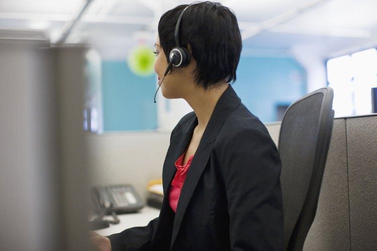 Un telemarketer puede generar sus propias listas de clientes o recibir los de un empleador.