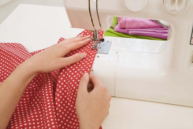 Saber cómo usar una máquina de coser te da libertad creativa.