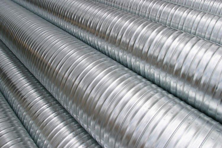 Hay algunos materiales que se llevan mejor con el aluminio que con otros.