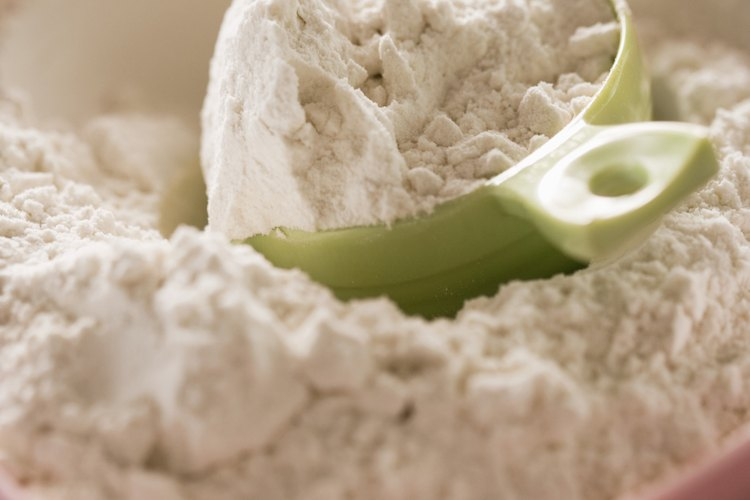Crea tu propia harina integral de trigo.