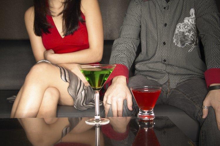Reconectarse con un ex puede ser incómodo.
