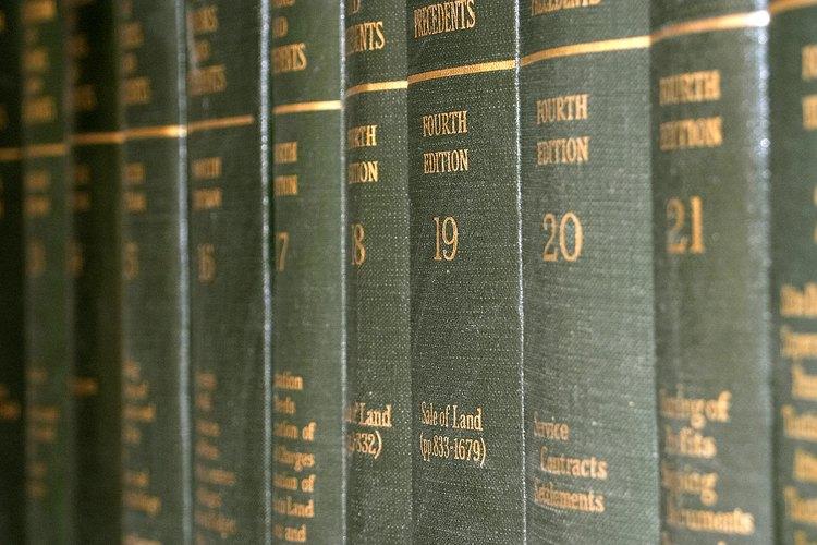Aprende a escribir una bibliografía para enciclopedia.