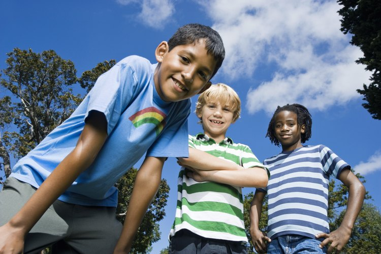 Los preadolescentes tienen un fuerte deseo de afirmar la individualidad y la independencia.