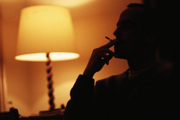 Pregunta en el hotel acerca de su política para fumadores.