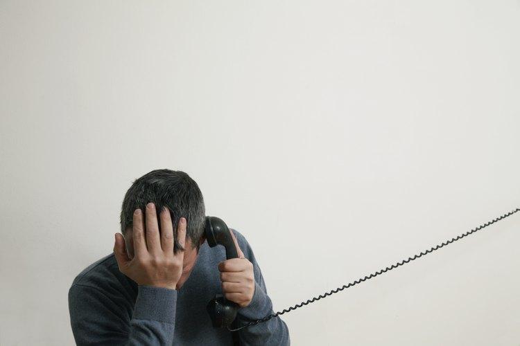 Si las llamadas son menos frecuentes, preocúpate.