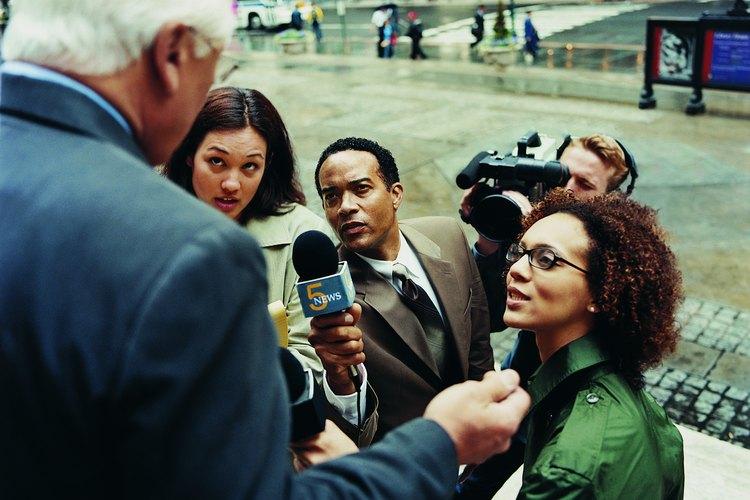 Un reportero independiente puede viajar por donde quiera.
