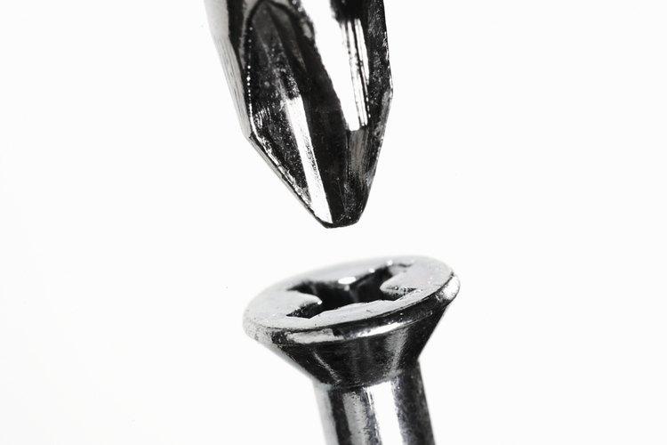 Los destornilladores de calidad evitarán que dañes la cabeza de los tornillos.