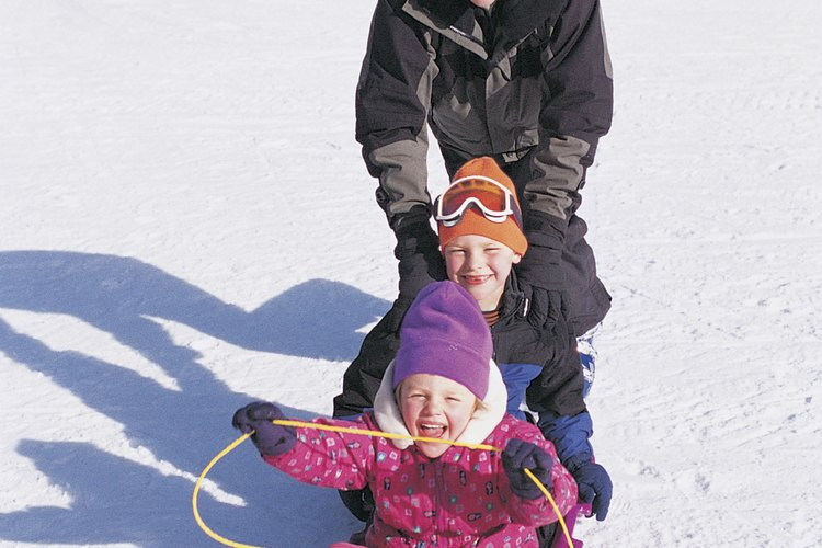 Hay muchas actividades para la familia en el norte de Michigan a las que incluso los niños pequeños pueden unirse.