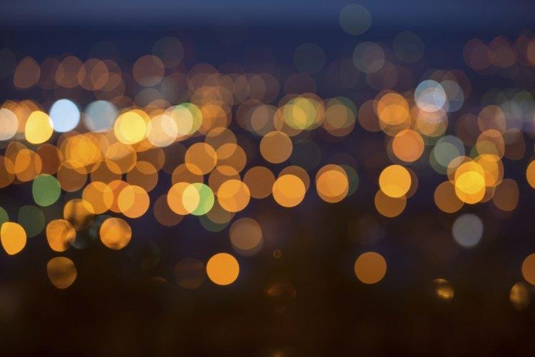 Las luces LED son menos costosas y duran más tiempo que las luces incandecentes.