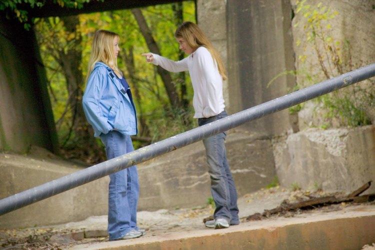 La empatía y la acción con frecuencia ayudan a disminuir las situaciones de acoso.