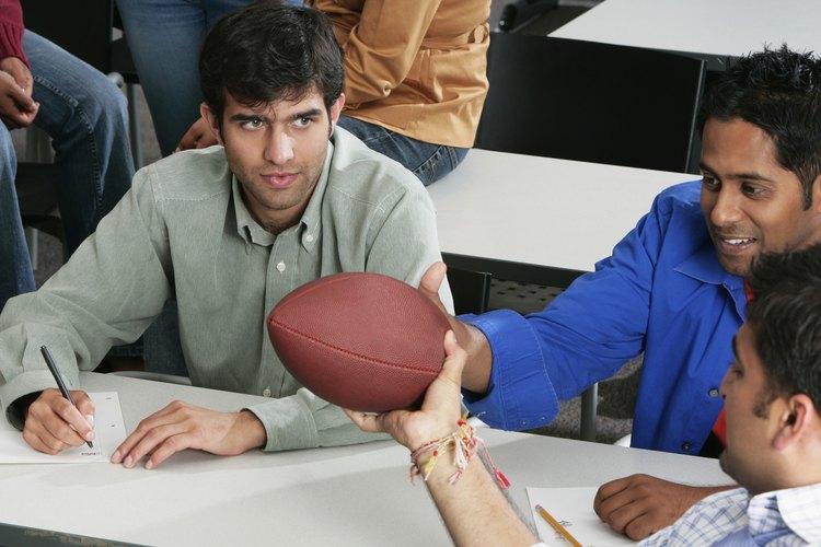 Los deportes pueden mejorar el rendimiento escolar del niño.