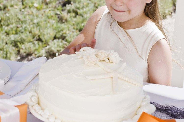 Las mezclas para pasteles dan resultados constantes.