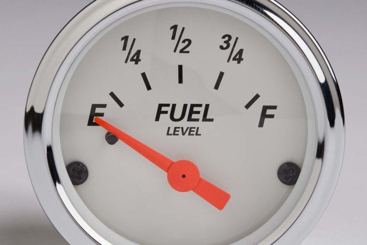 Medidor de combustible.