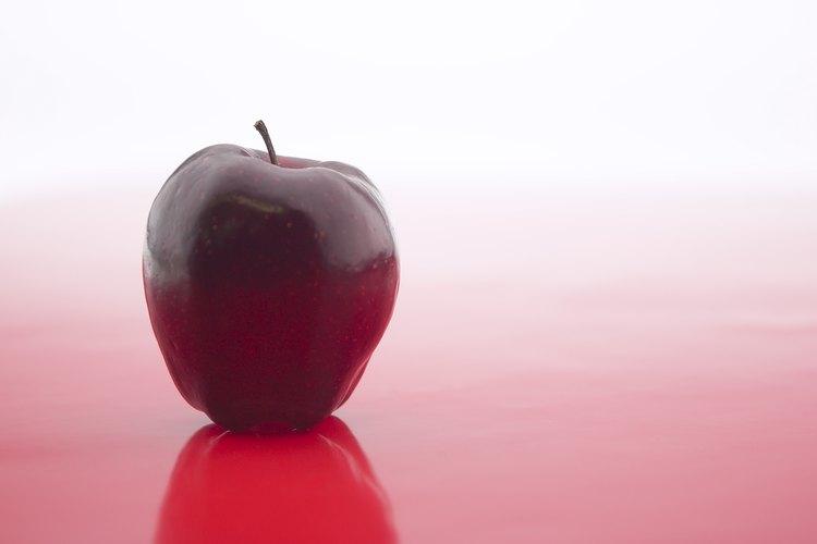 Realiza estas manzanas junto con tus hijos.