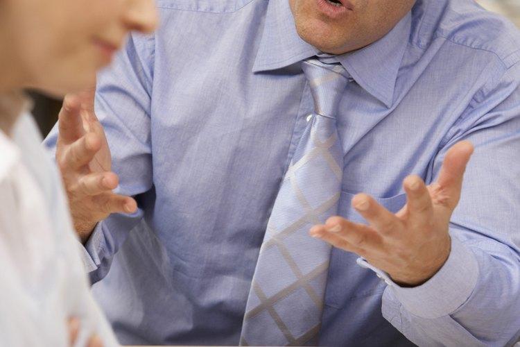 Algunos empleados comienzan conflicto porque quieren ser escuchados.