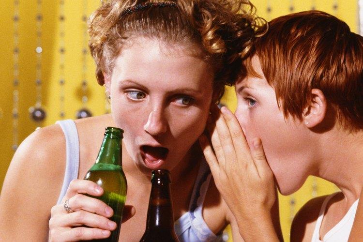 De castigo se deberá tomar un trago.