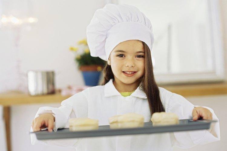 Asegúrate de 'ooh y aah' con las delicias de tu cocinero junior.