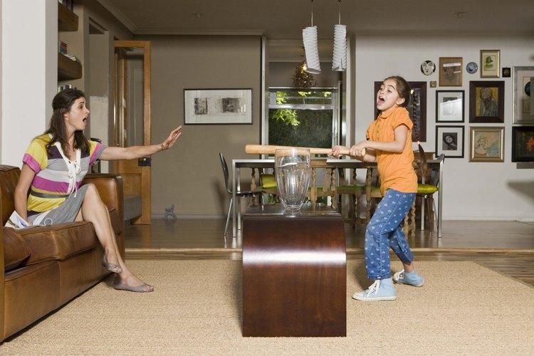 El conflicto familiar se produce en una rivalidad entre padre e hijo.
