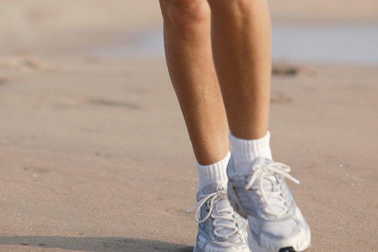 Una carrera por el barro y la arena no deja igual cantidad de manchas de barro permanentes.