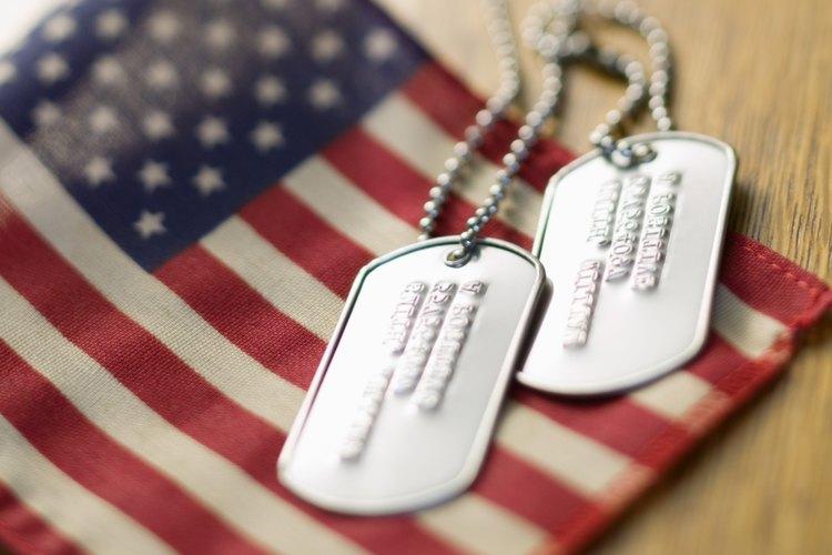 Las placas de identificación no son sólo para soldados y mascotas