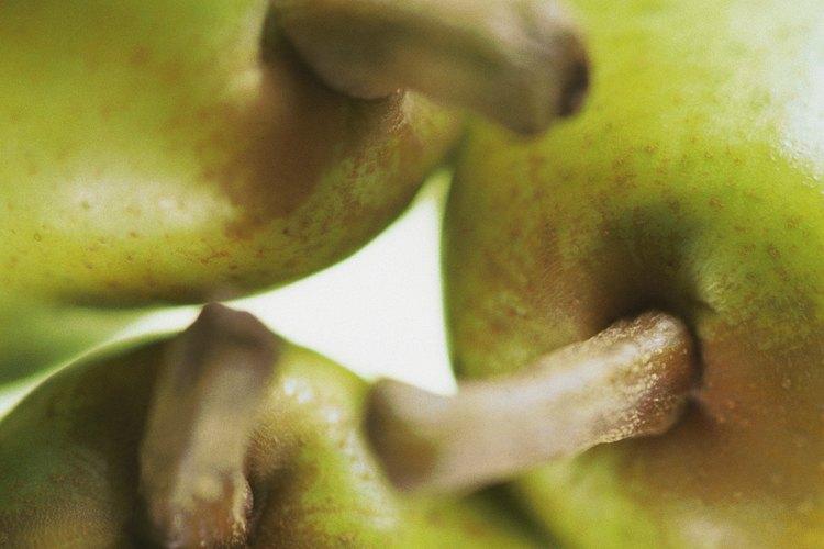 Existen más de 5000 variedades de peras.