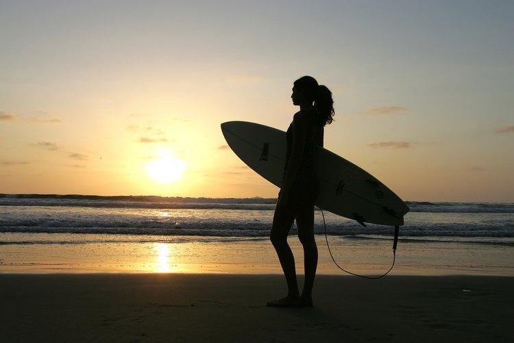 Las puestas de sol son totalmente maravillosas y absolutamente gratuitas.