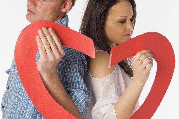 El abandono es una causal de divorcio en muchas jurisdicciones de Estados Unidos.