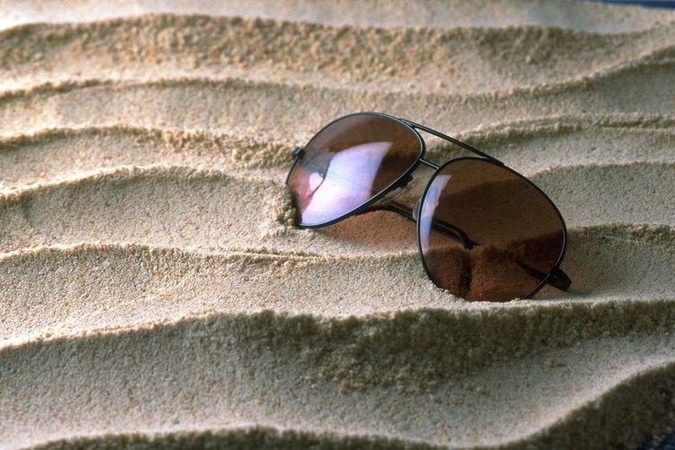 cristales rayados gafas ray ban