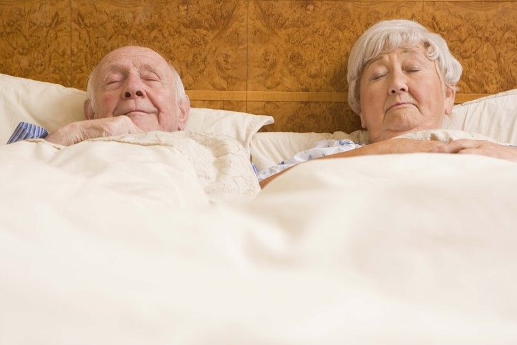 Las sábanas con una cuenta de hilos alta son más cálidas.