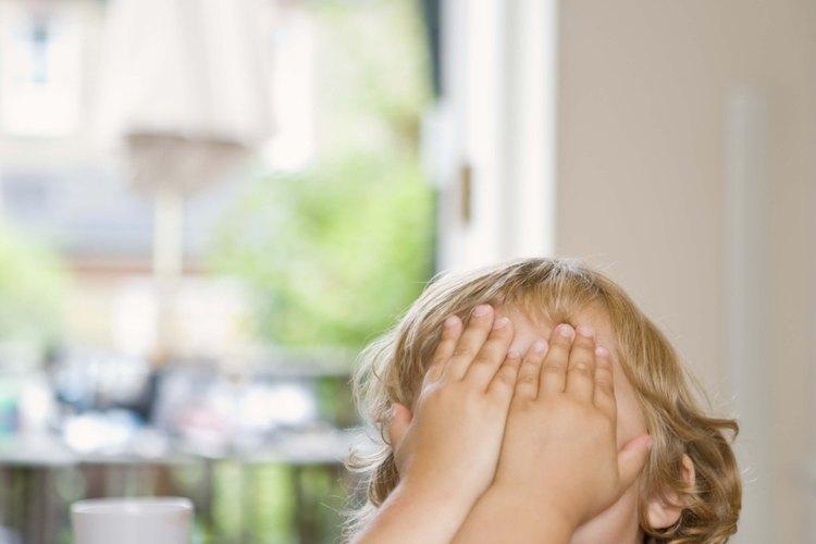 El desafío ocasional es normal para los niños pequeños.
