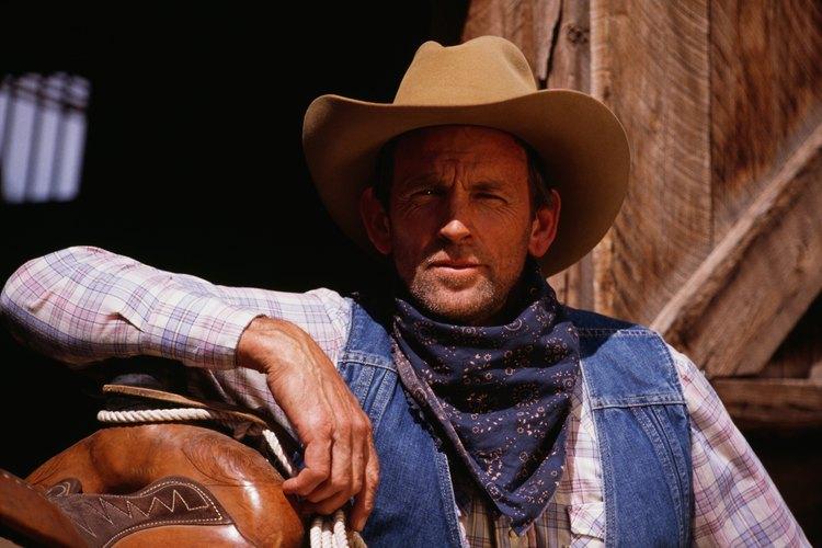 El sombrero de un vaquero era una de sus herramientas más útiles.