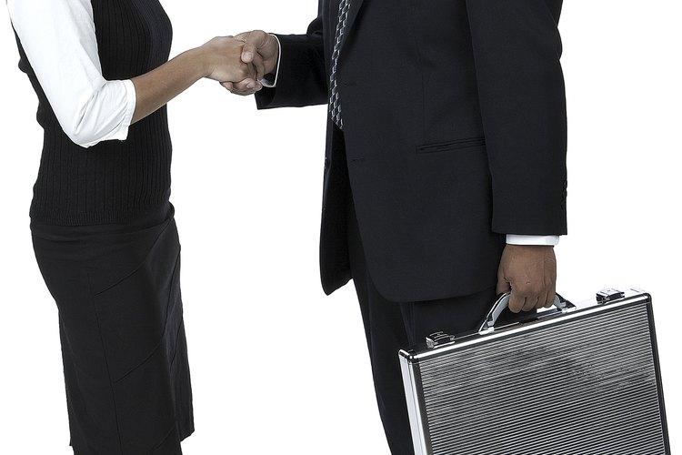 Los socios deben trabajar en un ambiente de mutua confianza.