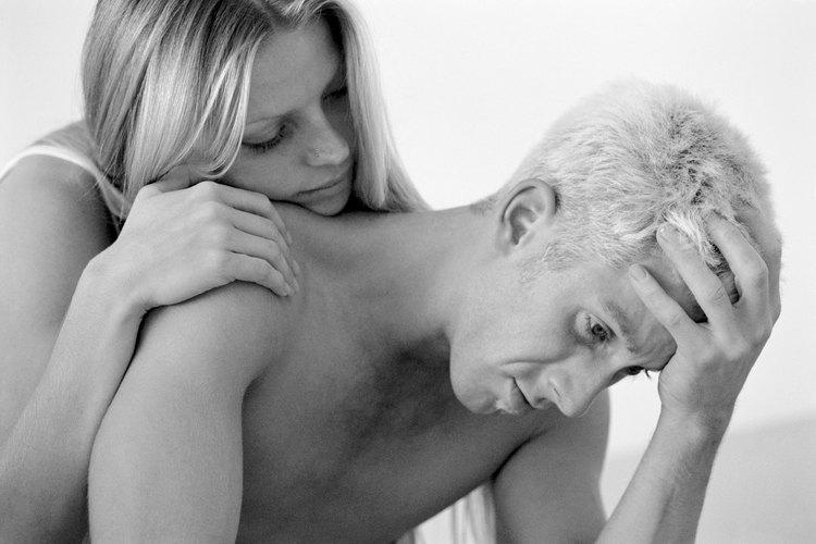 Tu novio necesitará consuelo durante los momentos de estrés.