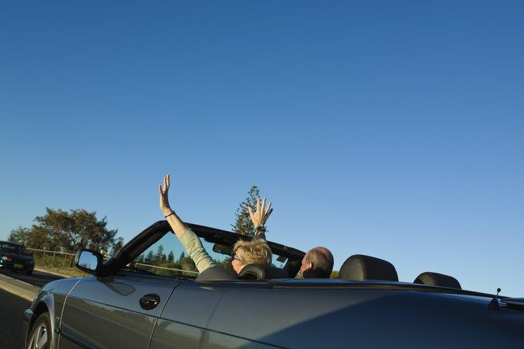 Los conductores riesgosos son a menudo asignaturas de la ira del camino.