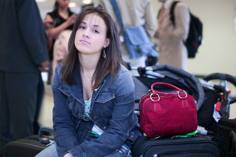 Las demoras en los vuelos, la pérdida del equipaje y otros problemas pueden contribuir al estrés de los viajes.