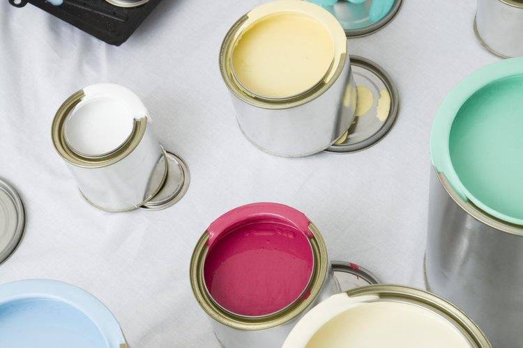 Pintar tu soporte genera una buena impresión.