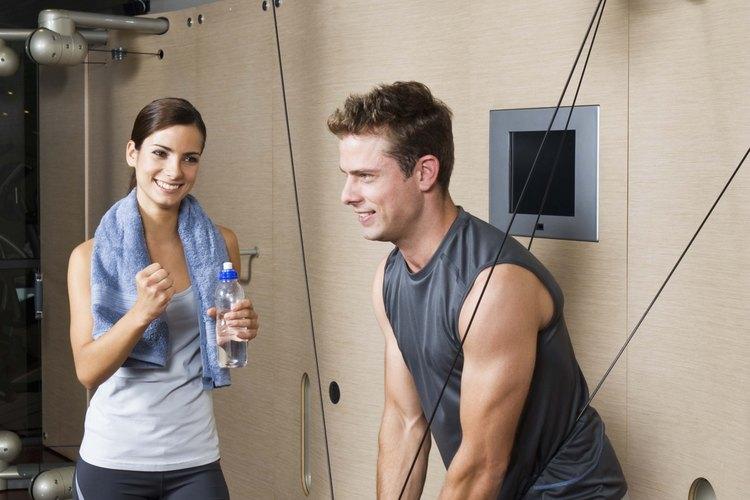 Si tu esposo está más preocupado por su apariencia y su físico, podría tener otros motivos.