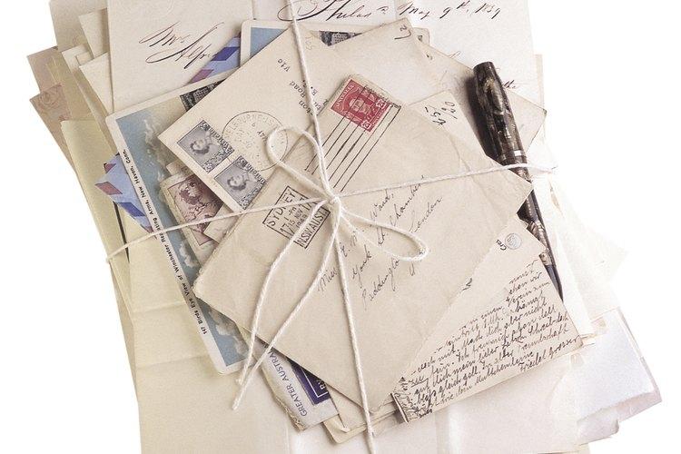 Envía correspondencia por correo