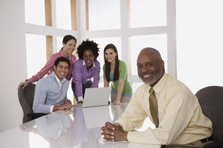 La administración ética promueve un ambiente de trabajo positivo.