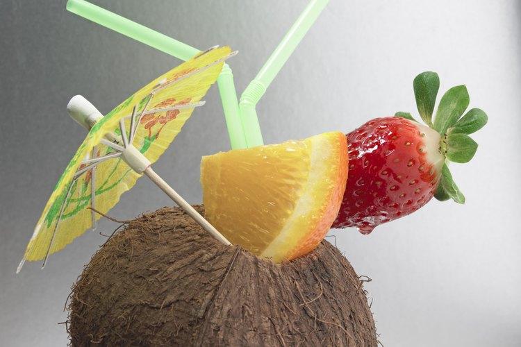 Existen numerosas opciones cuando vas a elegir alimentos con tema hawaiano.