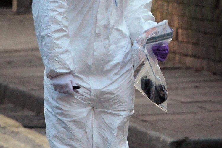 El trabajo de un forense es muy estresante.