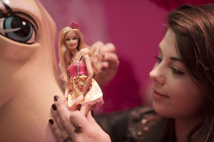 Barbie es la muñeca que todas las niñas quieren.