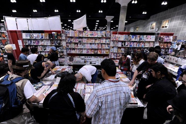 El anime atrae fans a convenciones en todo el mundo.