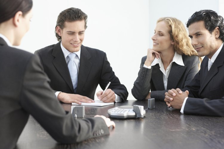 La cohesión del grupo puede hacer que un proyecto sea un éxito.