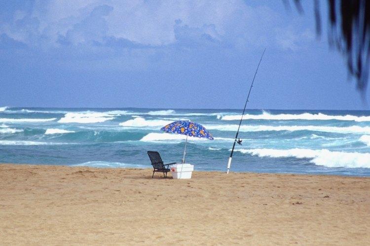 Pasa un buen rato en la playa Lydgate Park, en Kauai.