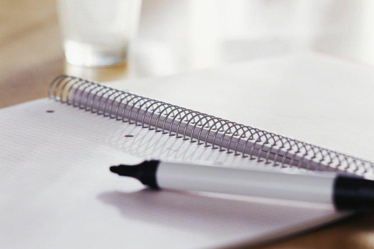 Una nota escrita a mano sobre papel bueno confirma la autenticidad de la nota.