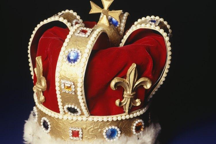 Una monarquía constitucional es una en la cual un monarca actúa como el líder del estado.