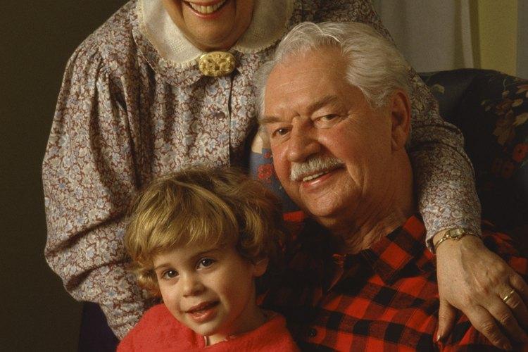 Los abuelos pueden tener la custodia temporal de sus nietos.