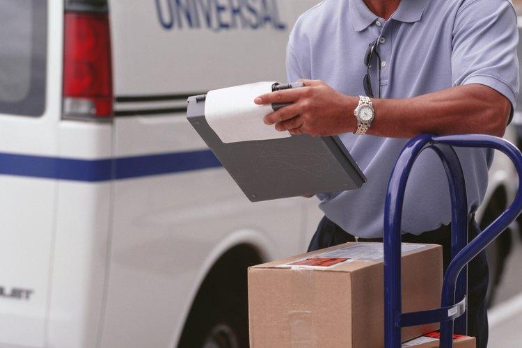 Servicio de paquetes.