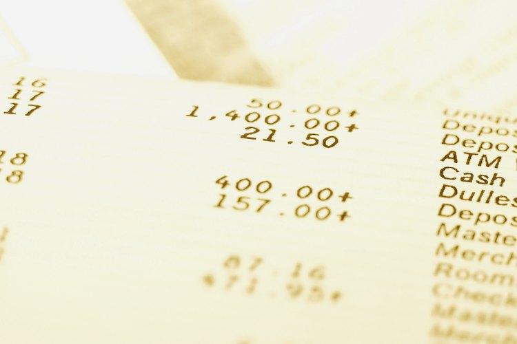 Rellena cada año o período de la primera fila en orden secuencial.